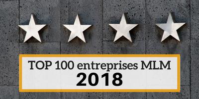 Top 100 des entreprises MLM en 2016 4e08047fc0e8